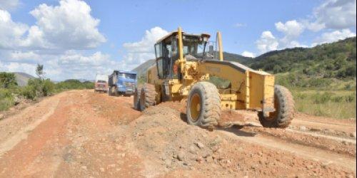 PATRULHA MECANIZADA  Governo vai recuperar 260km de estradas no Uiramutã